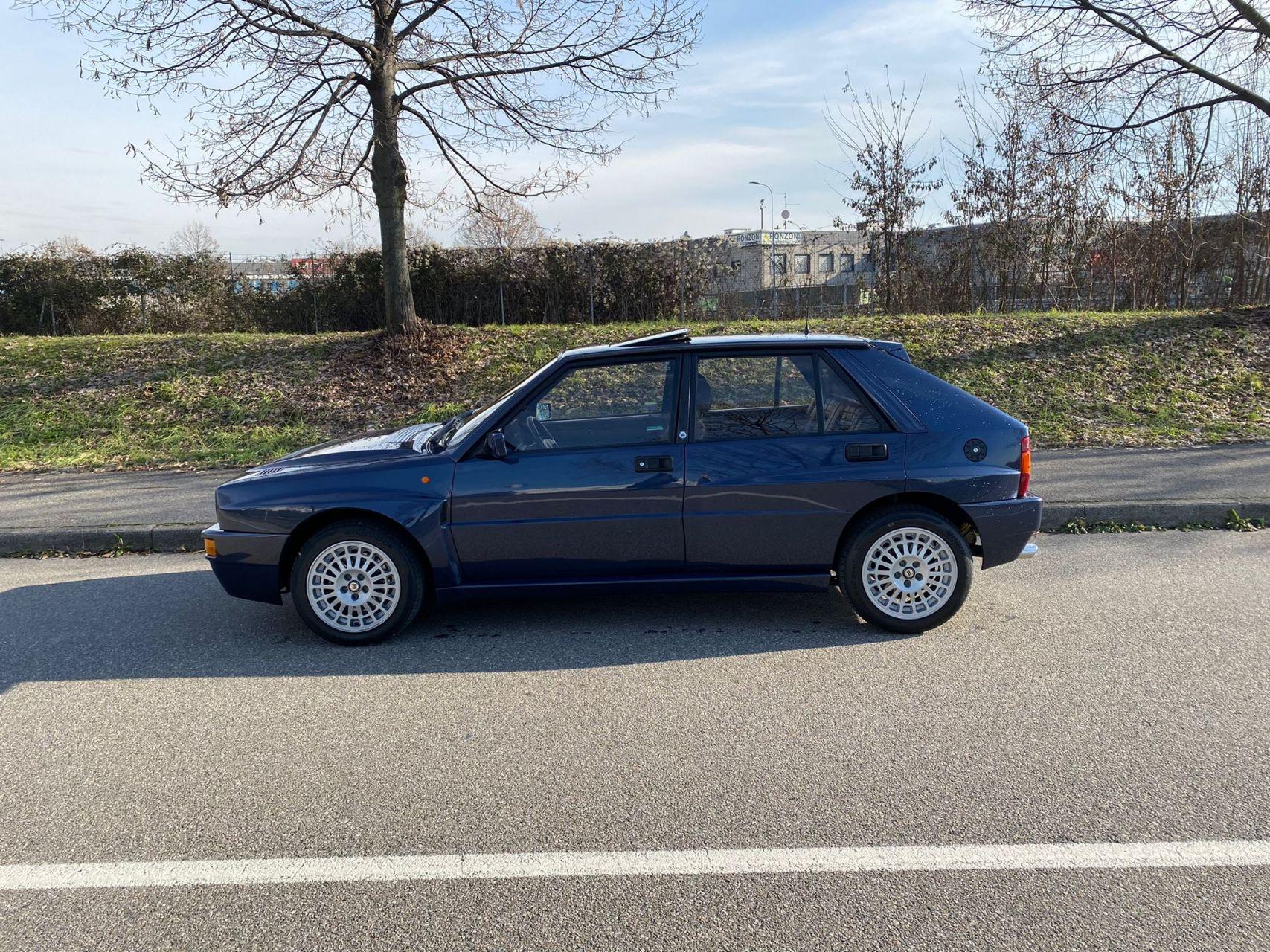 1992 Lancia Delta HF Integrale Evo 1 80863