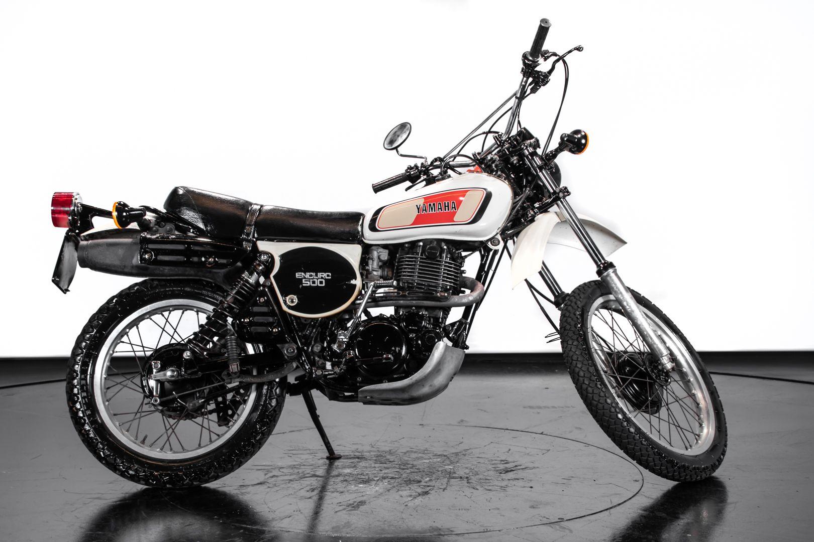 1978 Yamaha XT 500 79739