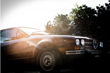 1980 Alfa Romeo Alfetta GTV 2000 L