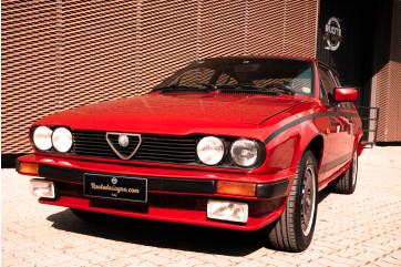 1981 Alfa Romeo Alfetta GTV Gran Prix no. 128