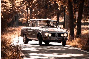 1973 Alfa Romeo Giulia Super 1.6