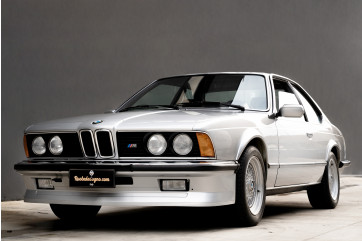 1985 BMW 635 CSI - M