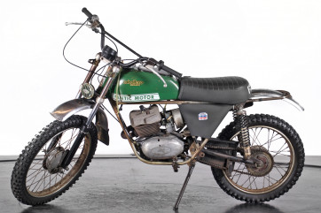 1971 FANTIC MOTOR CABALLERO 100 CROSS TX92