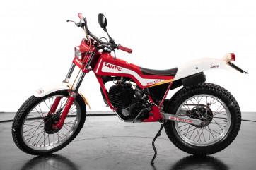 1986 Fantic Motor Trial 125 Professional 237