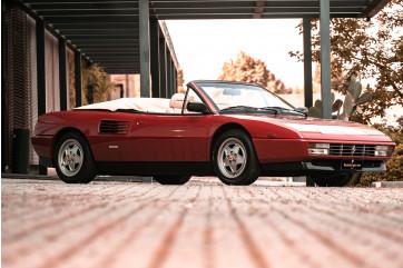 1990 Ferrari Mondial 3.4 T Cabriolet