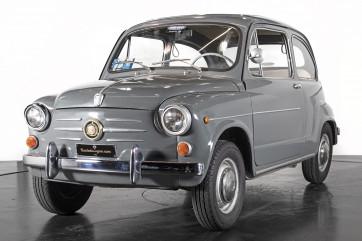 1964 FIAT 600 D