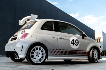 2013 Fiat 500 Abarth Assetto Corse 42/49 Road Legal
