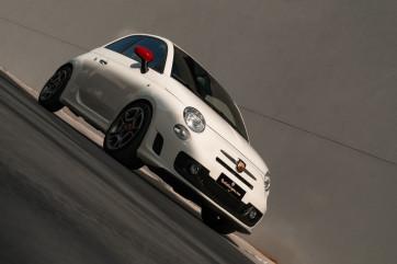 2009 Fiat Abarth 500