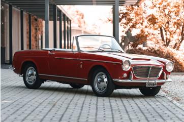 1962 Fiat 1200 Cabriolet Pininfarina