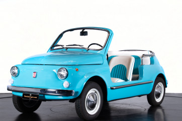 1972 FIAT 500 REPLICA SPIAGGINA