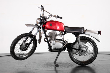 1971 GILERA 124 5V REGOLARITà COMP