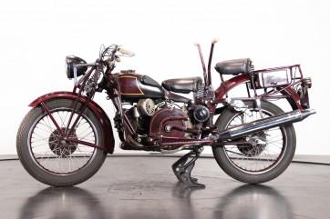 1950 Moto Guzzi 500/SA
