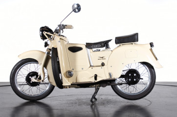 1954 moto guzzi galletto 175