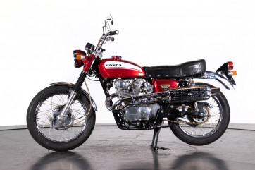 1971 Honda CB 450 Scrambler Replica