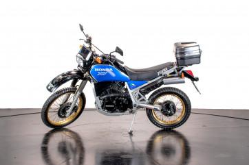 1986 Honda XLV 750