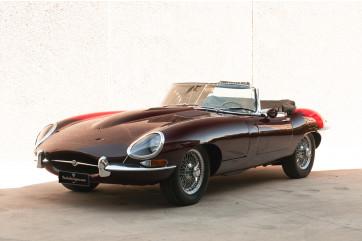 1968 Jaguar E-Type 4.2 Series 1 OTS