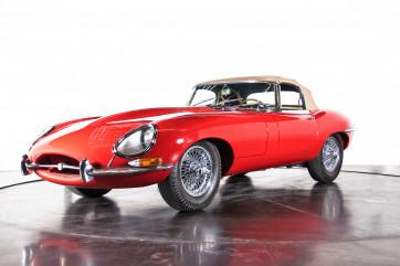 1962 Jaguar E-Type 3.8 Convertible 1° Serie