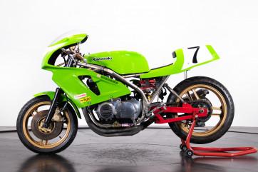 1981 Kawasaki Nico Bakker
