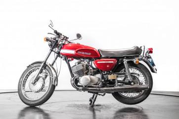 1970 Kawasaki 500 Mach III