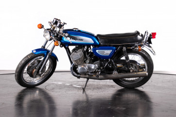 1971 Kawasaki 500 H1A