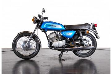 1971 KAWASAKI H1 MACH III