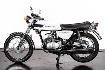 1970 Kawasaki Mach III H1 500