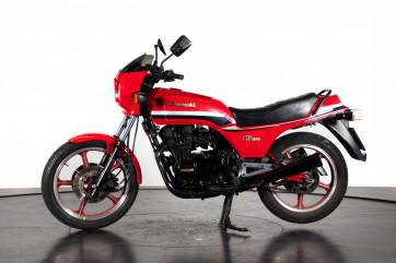1983 Kawasaki KZ 550