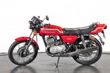 1972 Kawasaki 350