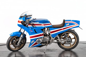 1973 Kawasaki Z900 Testa Nera