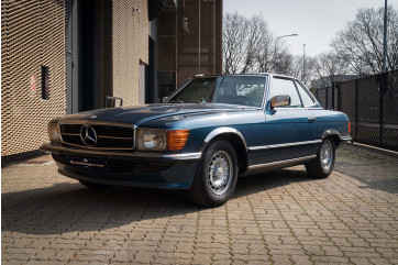 1979 Mercedes-Benz SL 500