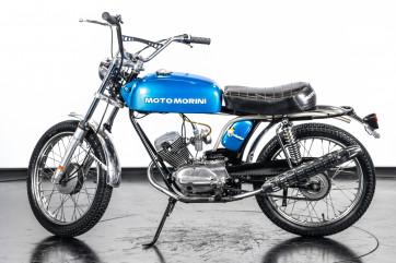 1973 Moto Morini Corsarino ZT Super Scrambler