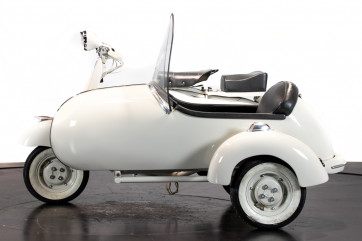 1956 PIAGGIO VESPA 150 SIDECAR VL3