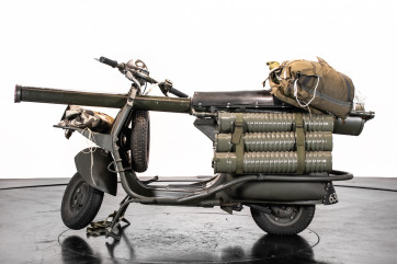1956 Piaggio Vespa 150 TAP Militare