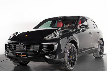 2017 Porsche Cayenne S Diesel 4.1