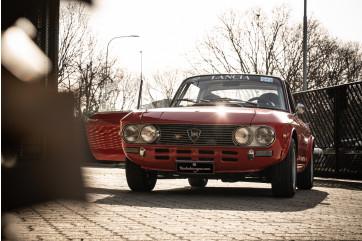 1971 Lancia Fulvia HF 1600 Fanalino