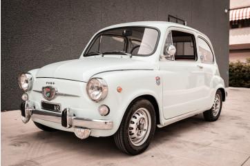 1968 Fiat Giannini 750 TV Turismo Veloce