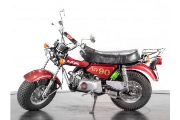 1979 Suzuki RV 90