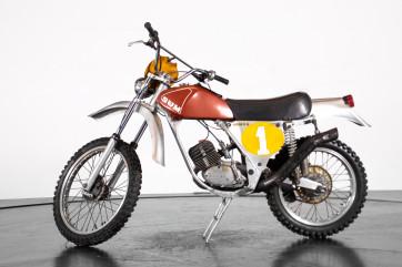 1974 SWM 50 SILVER VASE ES