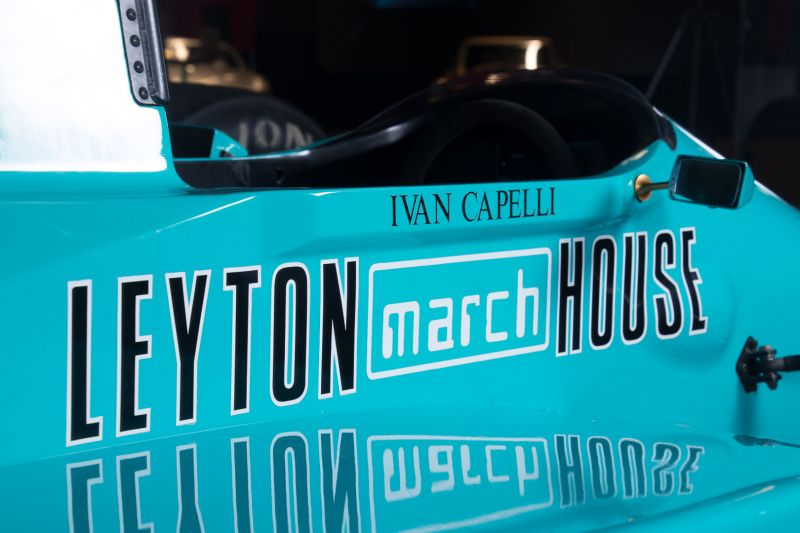 1987 March Leyton House F1 18012