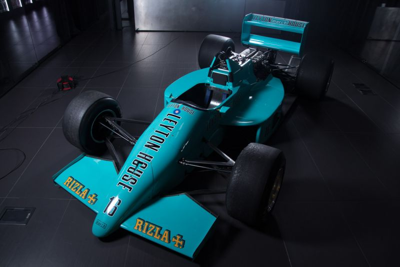 1987 March Leyton House F1 18019