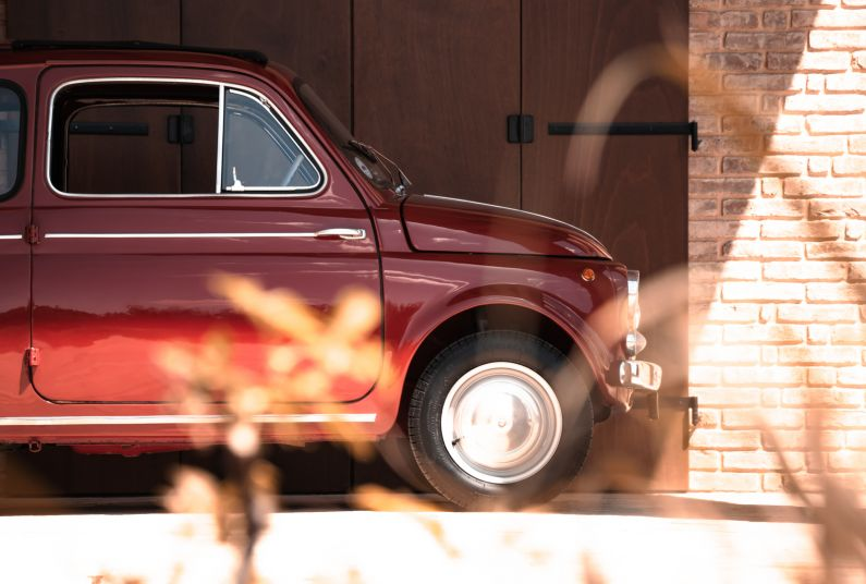 1963 Fiat 500 D 70460
