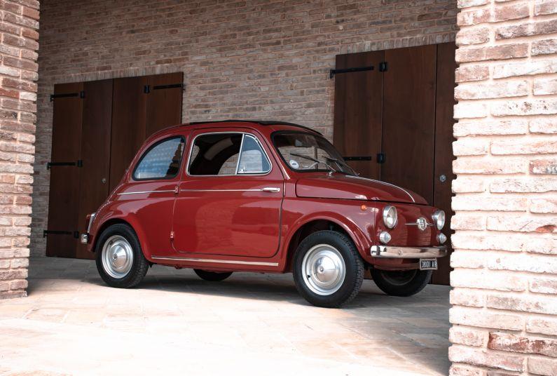 1963 Fiat 500 D 70461