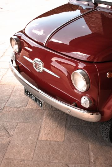 1963 Fiat 500 D 70456