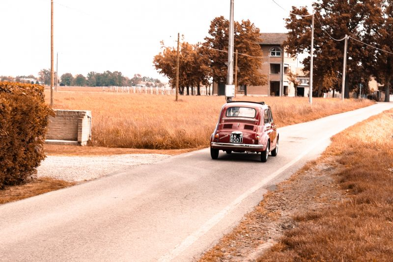1963 Fiat 500 D 70446