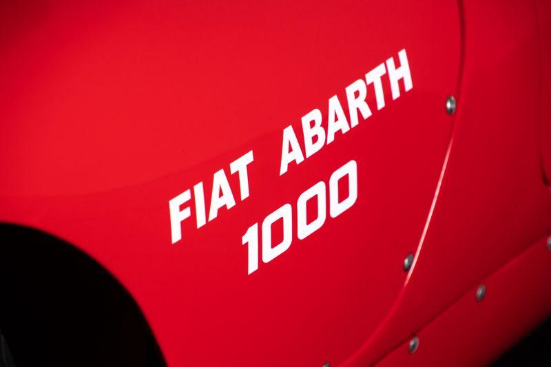 1968 Abarth 1000 SP sport prototipo 23568
