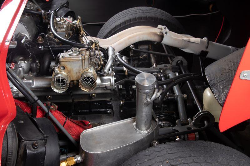1968 Abarth 1000 SP sport prototipo 23596