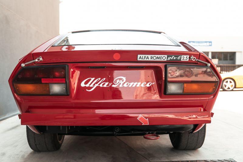1981 Alfa Romeo GTV V6 2.5 Gr.2 Corsa 80090