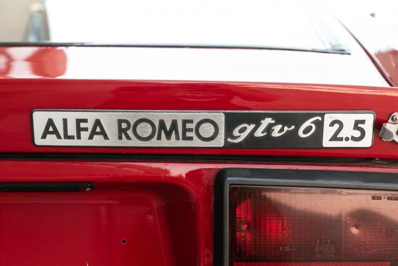 1981 Alfa Romeo GTV V6 2.5 Gr.2 Corsa 80096