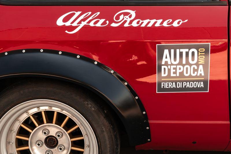1981 Alfa Romeo GTV V6 2.5 Gr.2 Corsa 80097