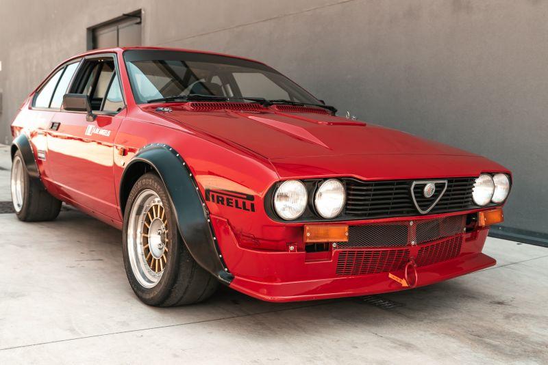 1981 Alfa Romeo GTV V6 2.5 Gr.2 Corsa 80088